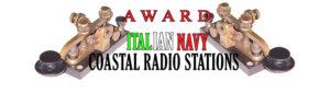 Italian Navy Coastal Radio Stations Award